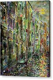 Melanconia Acrylic Print