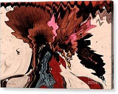 Melange Of Colors  Acrylic Print by Gerlinde Keating - Galleria GK Keating Associates Inc