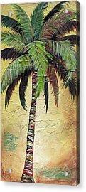 Mellow Palm I Acrylic Print