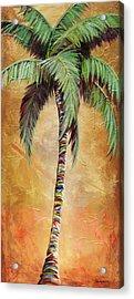 Mellow Palm II Acrylic Print