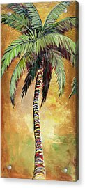 Mellow Palm IIi Acrylic Print