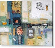Melody Acrylic Print by Farhan Abouassali