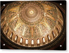 Memorial Chapel Dome Acrylic Print by Art Spectrum