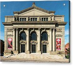 Memorial Hall Acrylic Print