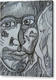 Memories Acrylic Print by Anita Wexler