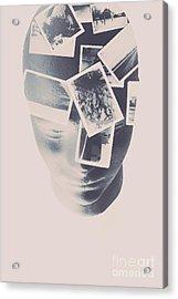 Memories Beyond The Mind Acrylic Print