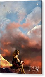 Memories Acrylic Print by Corey Ford