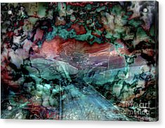 Memories Expunged  Acrylic Print