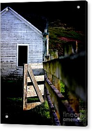 Memories Found Acrylic Print by Wingsdomain Art and Photography
