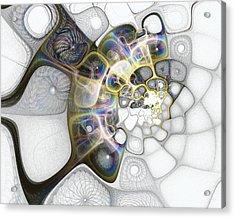 Memories II Acrylic Print