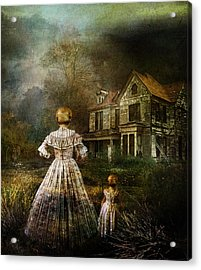 Memories Acrylic Print by Mary Hood