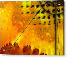 Memories Of Another Time IIi Acrylic Print