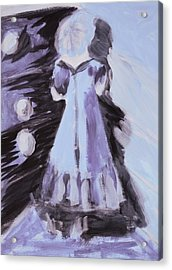 Stand In The Corner Acrylic Print
