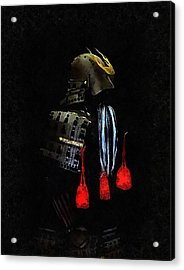 Memories Of Samurai 6 Acrylic Print by Dorothy Berry-Lound