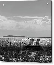 Acrylic Print featuring the photograph Memories Of The Cape by Michelle Wiarda