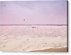 Acrylic Print featuring the photograph Memories Of The Sea by Heidi Hermes