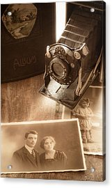 Captured Memories Acrylic Print
