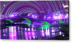 Acrylic Print featuring the digital art Memory 2142 by Brian Gryphon