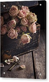 Acrylic Print featuring the photograph Memory Box by Amy Weiss