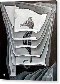 Memory Layers Acrylic Print