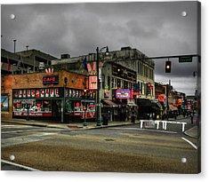Memphis - Beale Street 002 Acrylic Print