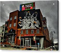 Memphis - Rock 'n' Soul Museum 001 Acrylic Print