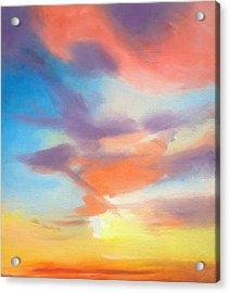 Mendelssohn Symphony #4 Acrylic Print