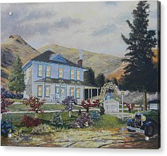 Mentryville Acrylic Print
