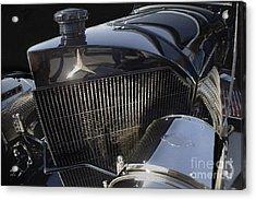 Mercedes 37-05 Torpedo 1913 Acrylic Print by Curt Johnson
