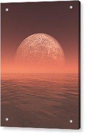 Mercury Acrylic Print