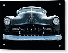 Mercury Acrylic Print by Larry Helms