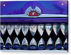 Acrylic Print featuring the photograph Mercury by Roger Mullenhour