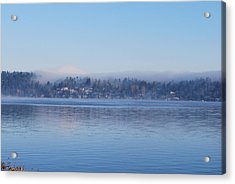 Acrylic Print featuring the photograph Merser Island. by Sergey and Svetlana Nassyrov