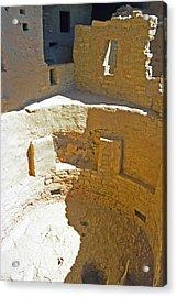 Mesa Verde 17 Acrylic Print by Steve Ohlsen