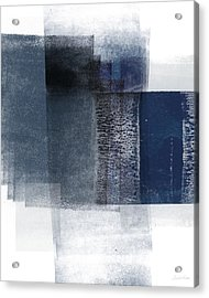 Mestro 2- Abstract Art By Linda Woods Acrylic Print