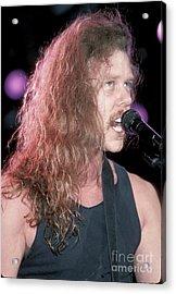 Metallica Acrylic Print