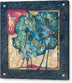 Metamorphosis Acrylic Print by Anna Ewa Miarczynska