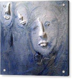 Metamorphosis Acrylic Print by Kime Einhorn
