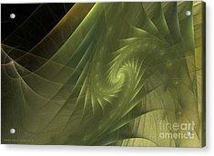 Metamorphosis Acrylic Print by Sandra Bauser Digital Art
