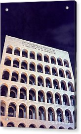 Metaphysical Arches I Acrylic Print