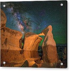 Metate Arch Acrylic Print
