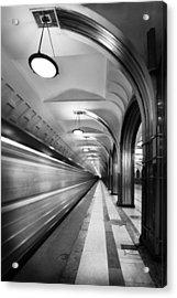 Metro #5147 Acrylic Print