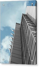 Metro Acrylic Print by Don Prioleau