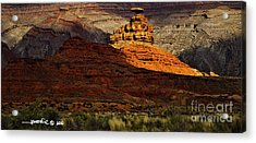 Mexican Hat 1 Acrylic Print