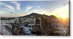 Acrylic Print featuring the photograph Mexico Memories 3 by Victor K