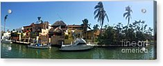 Acrylic Print featuring the photograph Mexico Memories 5 by Victor K