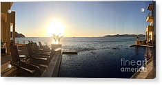 Acrylic Print featuring the photograph Mexico Memories 6 by Victor K