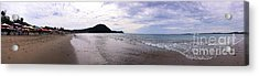 Acrylic Print featuring the photograph Mexico Memories 7 by Victor K