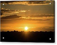 Mexico Sunset Acrylic Print
