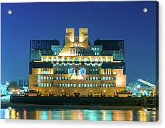 Acrylic Print featuring the photograph Mi6 by Stewart Marsden